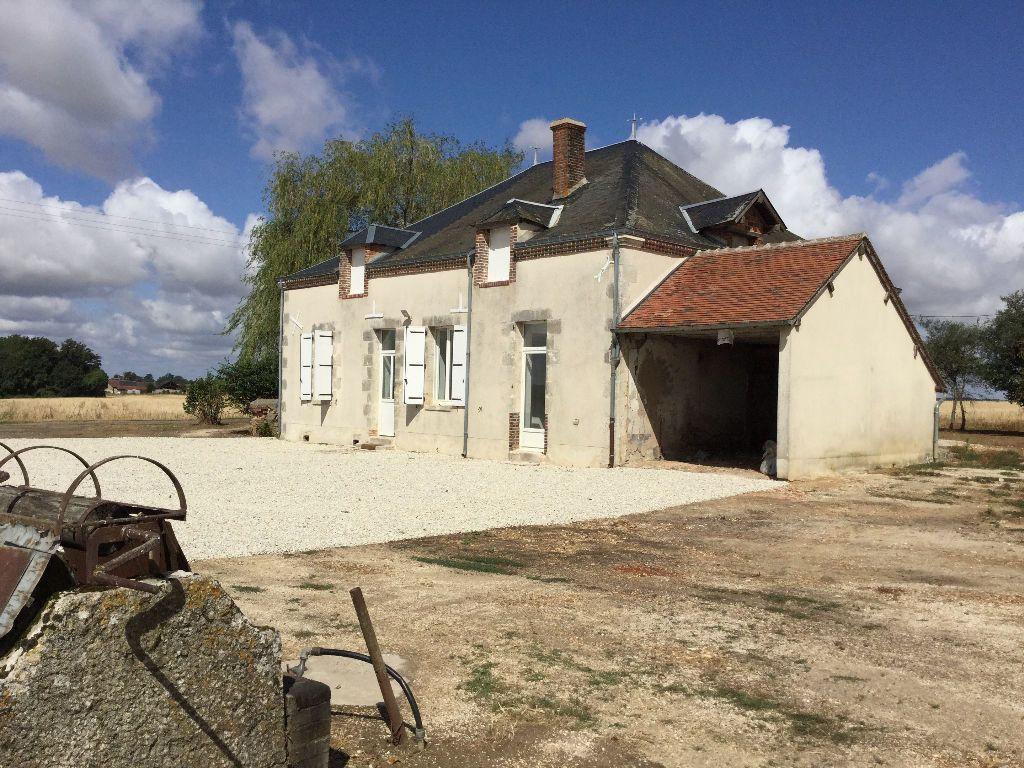 Maison à vendre 5 124m2 à Saint-Maurice-sur-Aveyron vignette-2