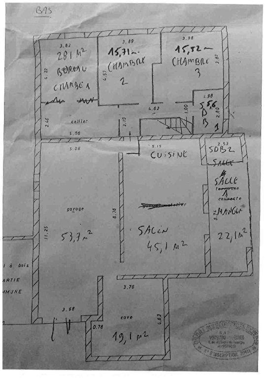 Maison à vendre 9 310m2 à Villeneuve-lès-Avignon vignette-14