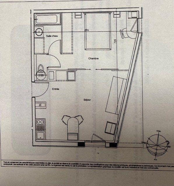 Appartement à vendre 2 37.9m2 à Avignon vignette-7