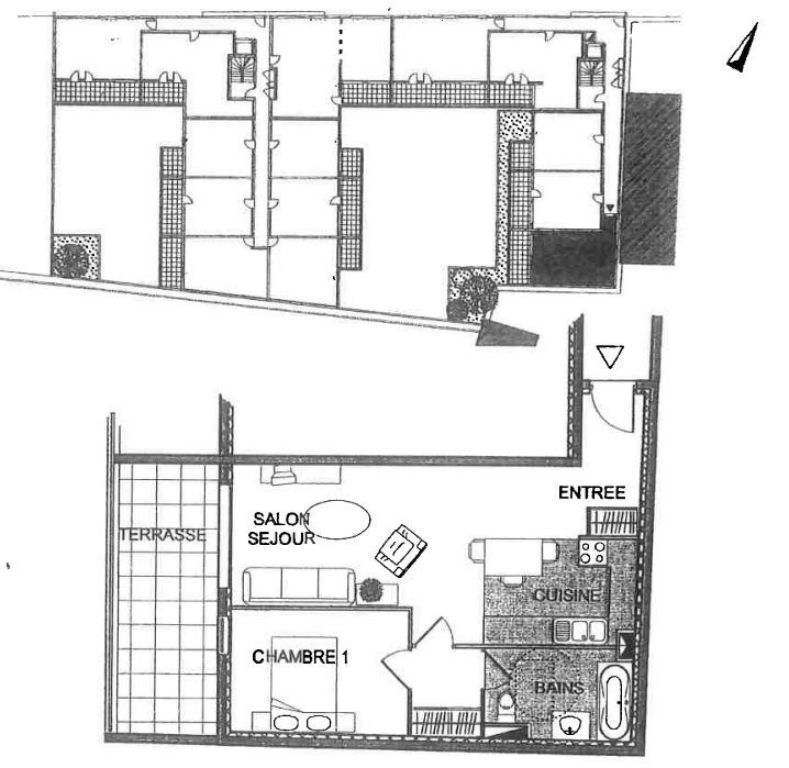 Appartement à vendre 2 50.24m2 à Le Pontet vignette-6