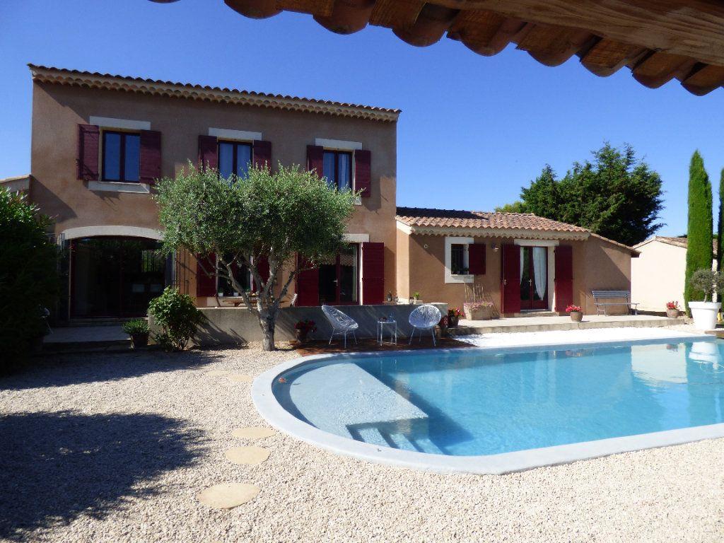 Maison à vendre 6 201m2 à Morières-lès-Avignon vignette-7