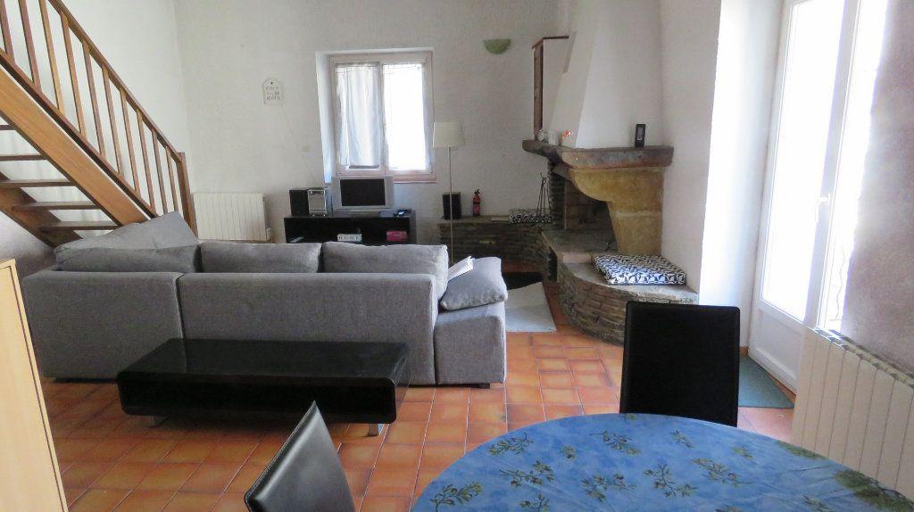 Appartement à louer 2 52m2 à Riez vignette-1