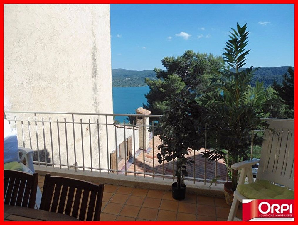 Appartement à vendre 3 50m2 à Sainte-Croix-du-Verdon vignette-6