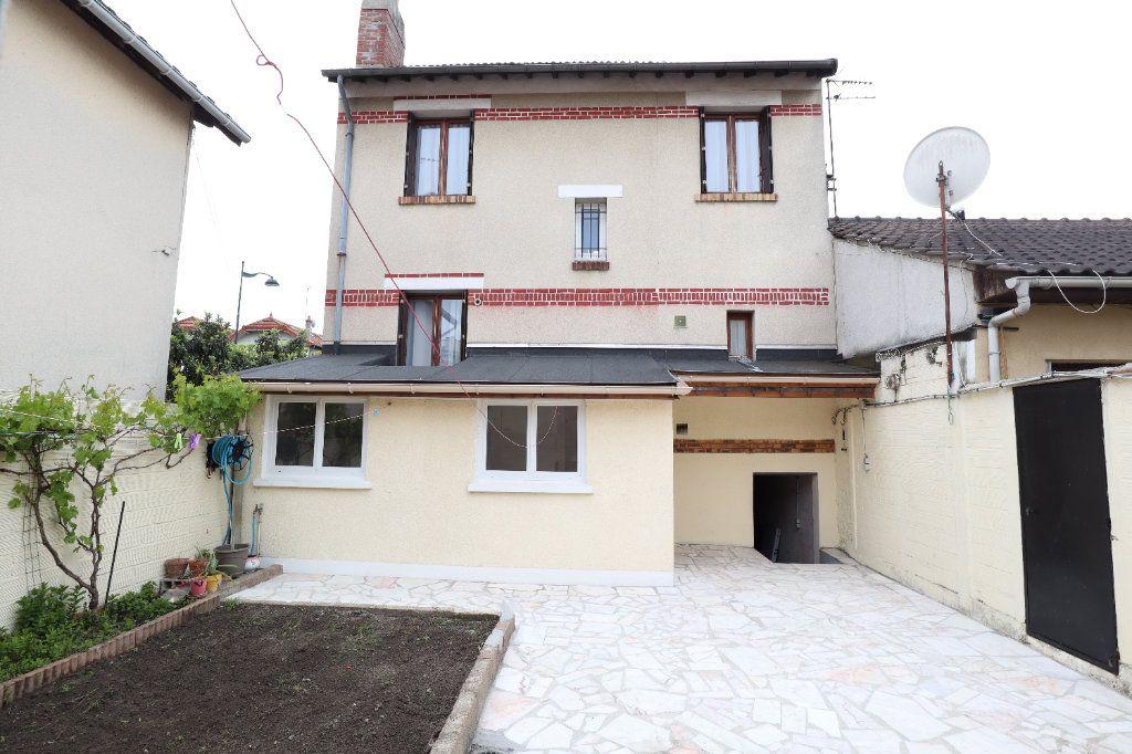 Maison à vendre 5 93m2 à Les Pavillons-sous-Bois vignette-1