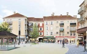 Stationnement à vendre 0 0m2 à Bailly-Romainvilliers vignette-2