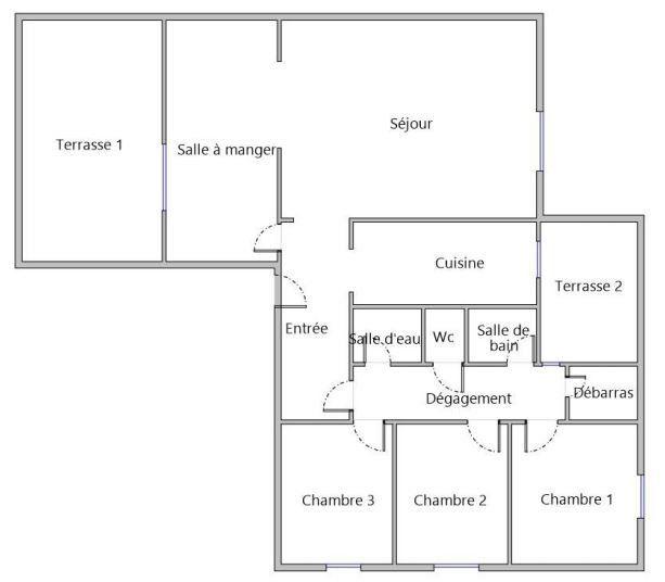 Appartement à vendre 5 101.38m2 à Noisiel vignette-13