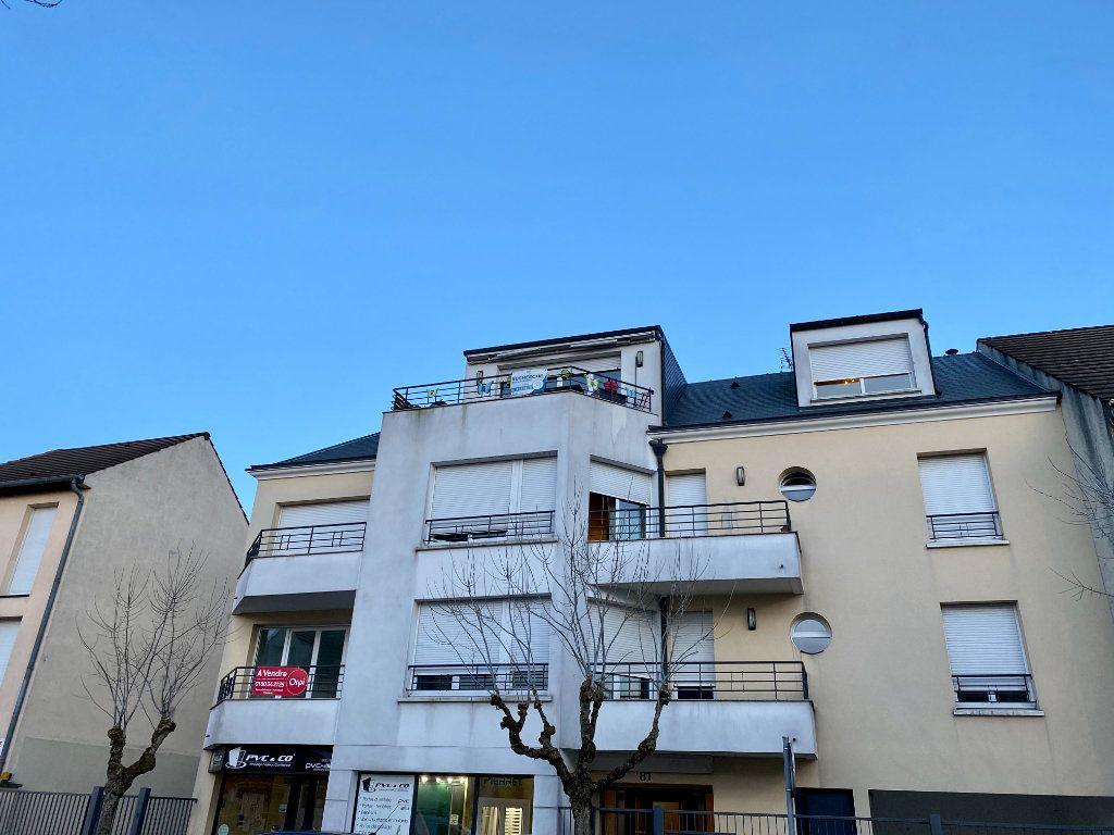 Appartement à vendre 3 68.47m2 à Pontault-Combault vignette-1
