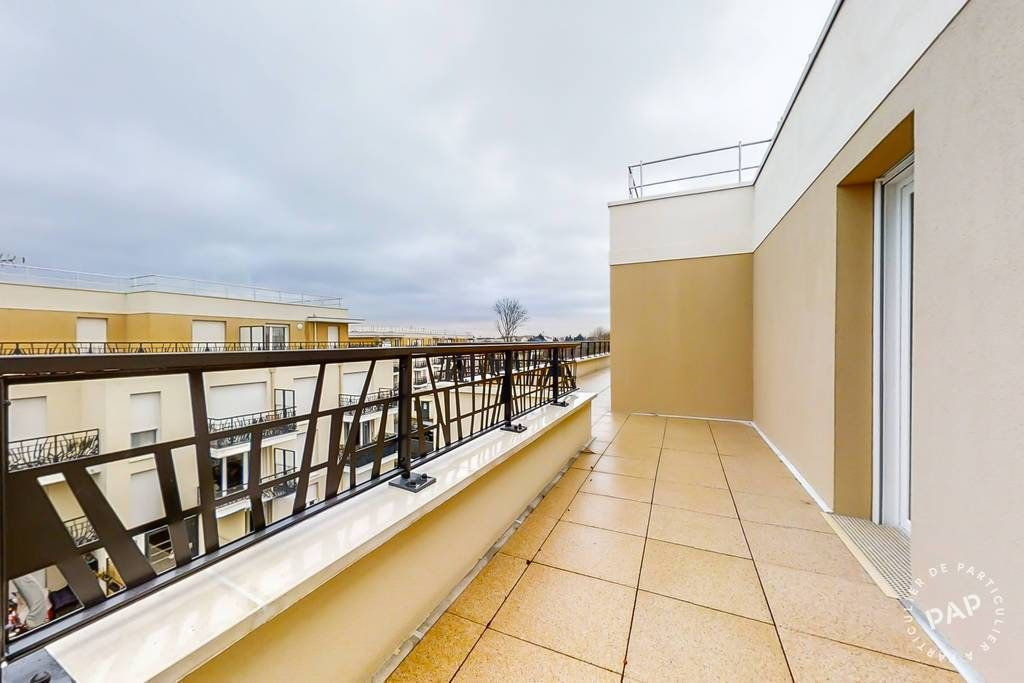 Appartement à louer 4 92.66m2 à Pontault-Combault vignette-7