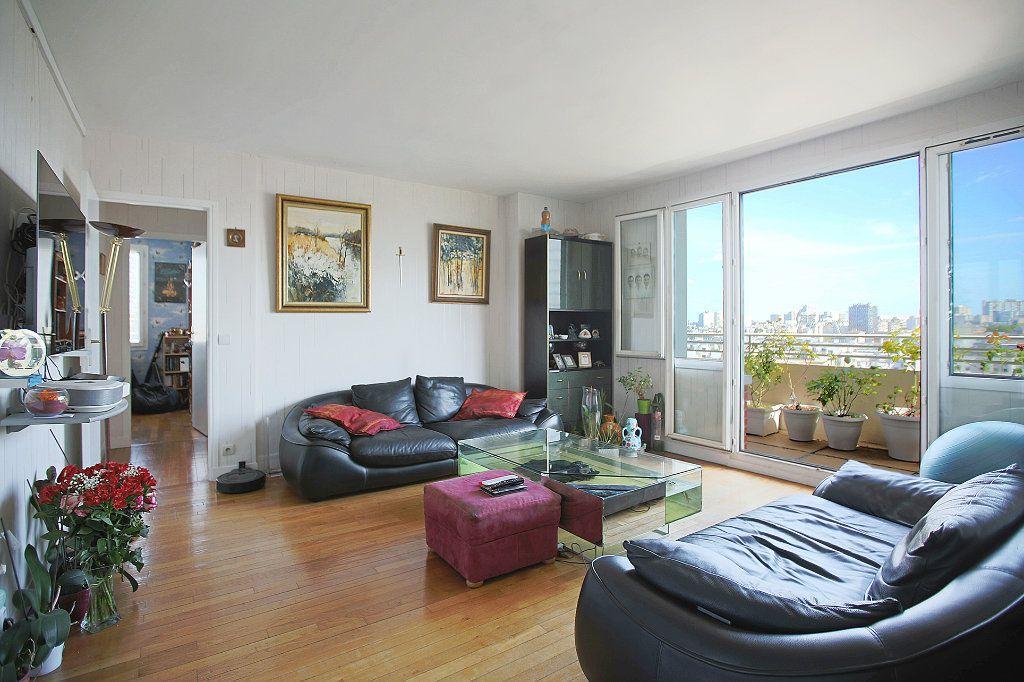 Appartement à vendre 5 85.37m2 à Paris 14 vignette-1