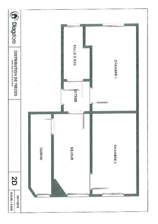 Appartement à vendre 3 38m2 à Paris 13 vignette-5