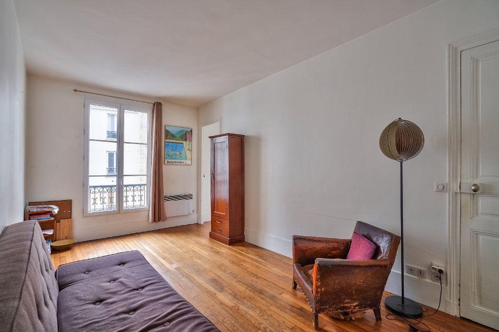 Appartement à vendre 2 38.19m2 à Paris 13 vignette-1