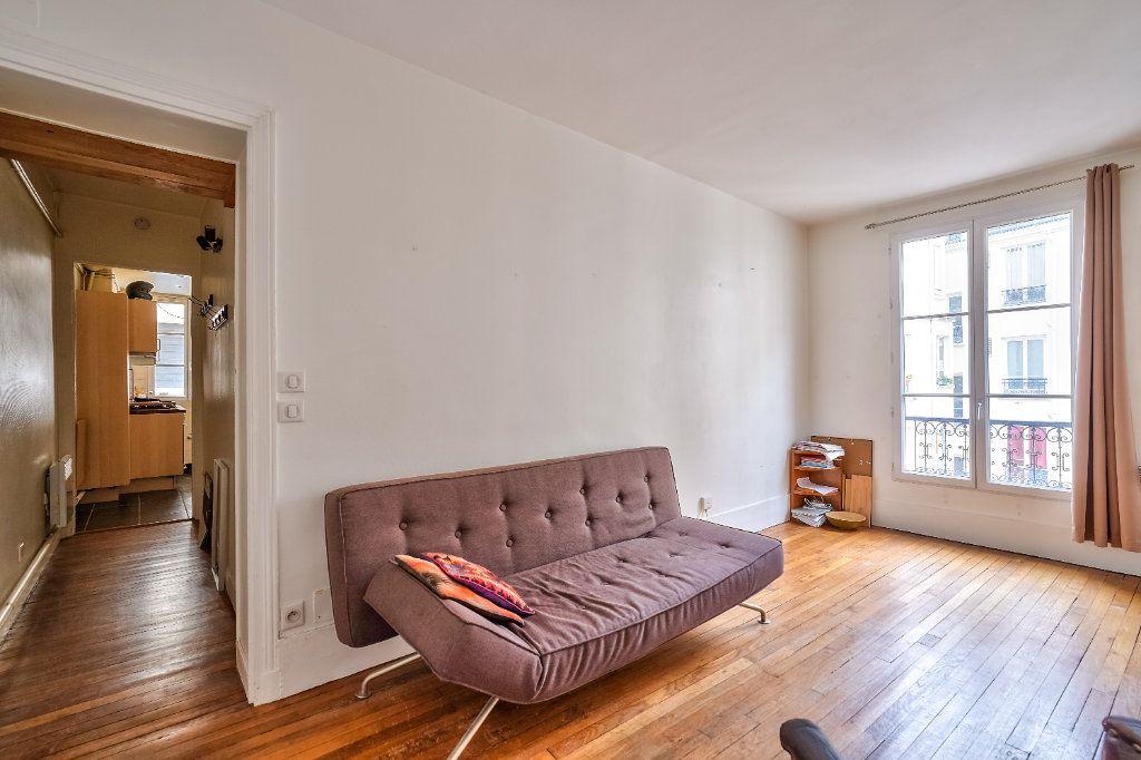 Appartement à vendre 2 38.19m2 à Paris 13 vignette-2
