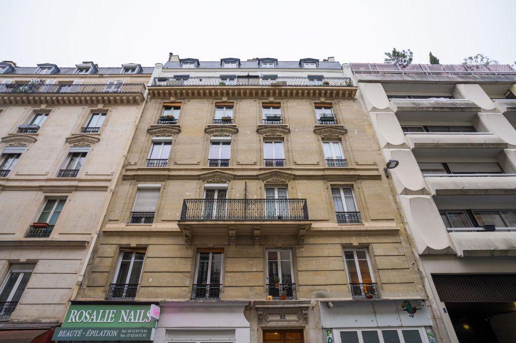 Appartement à vendre 2 38.19m2 à Paris 13 vignette-4