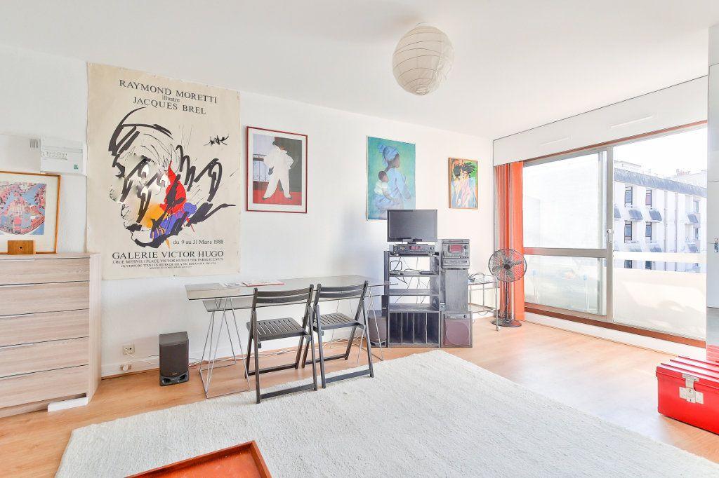 Appartement à vendre 1 31.11m2 à Paris 13 vignette-3