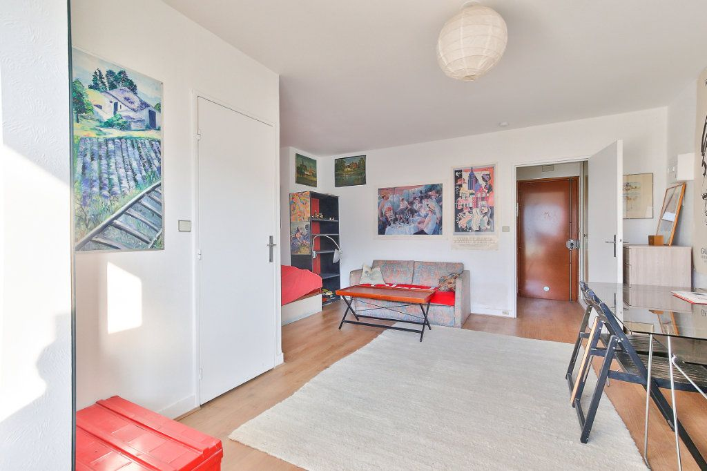 Appartement à vendre 1 31.11m2 à Paris 13 vignette-4