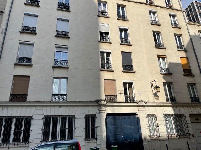 Appartement à vendre 2 34.07m2 à Paris 13 vignette-1