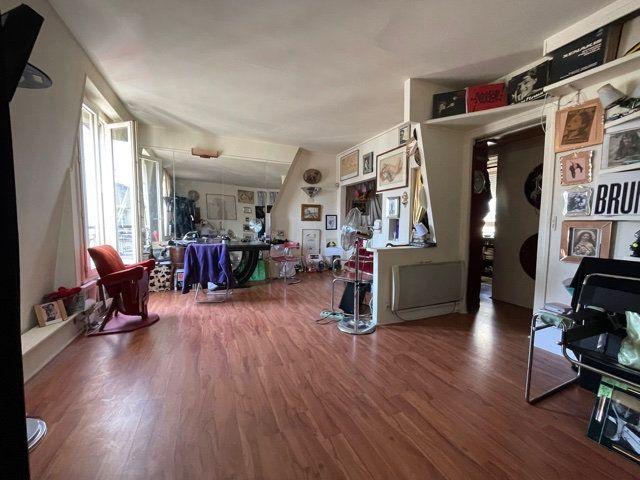 Appartement à vendre 2 38m2 à Paris 13 vignette-2