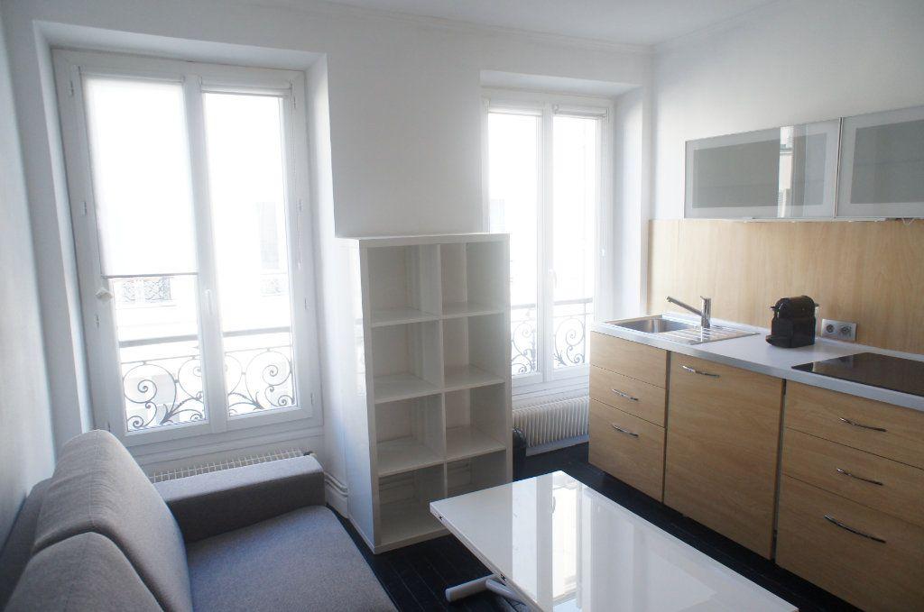 Appartement à louer 1 19.14m2 à Paris 7 vignette-1
