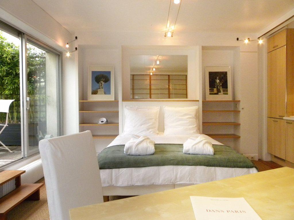 Appartement à louer 1 35m2 à Paris 6 vignette-2