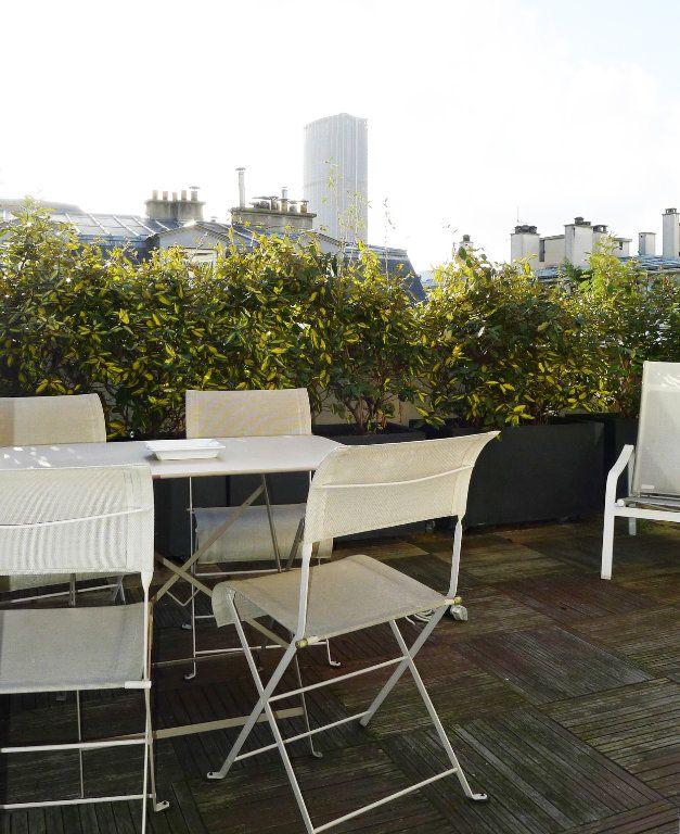 Appartement à louer 1 35m2 à Paris 6 vignette-7