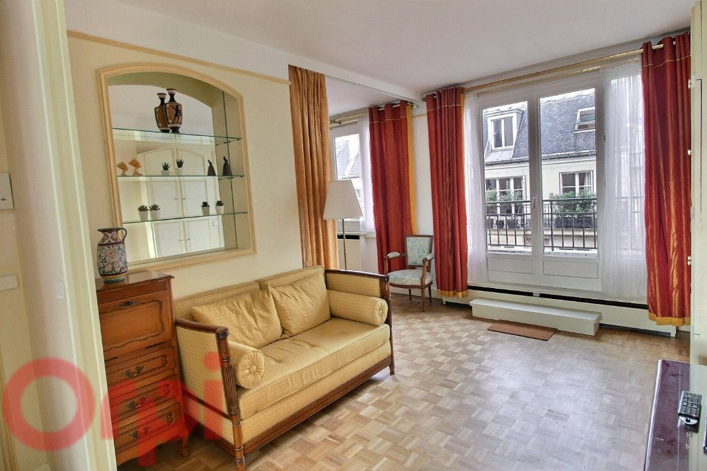Appartement à louer 3 55m2 à Paris 6 vignette-3