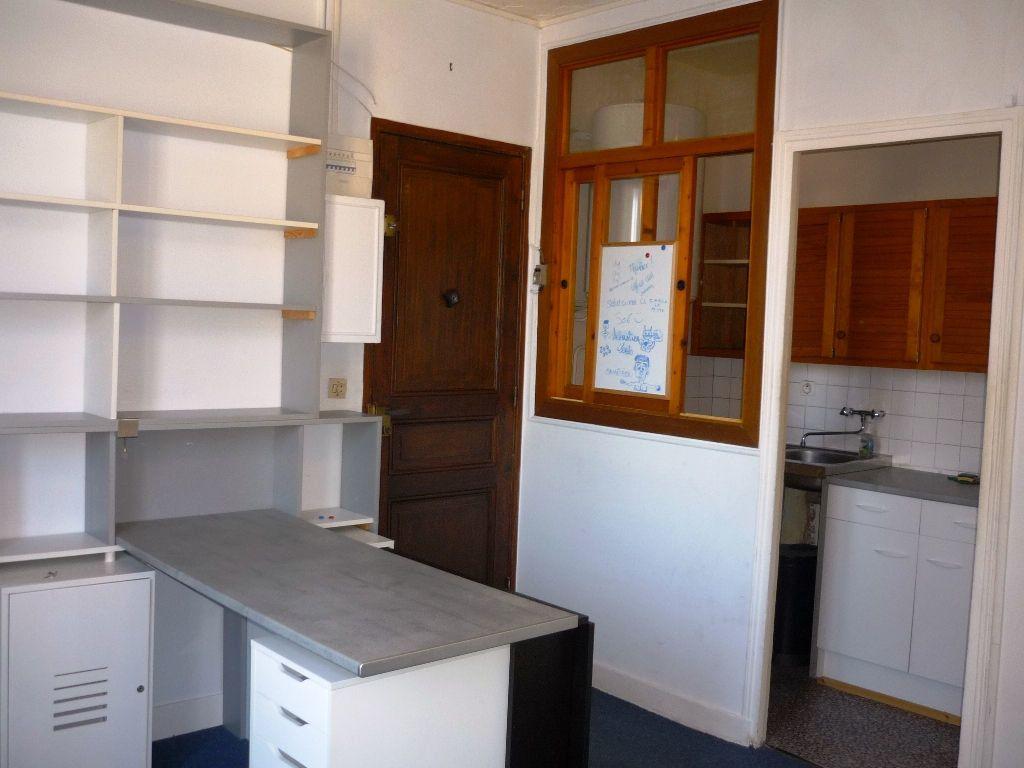 Appartement à louer 1 16.65m2 à Cachan vignette-1