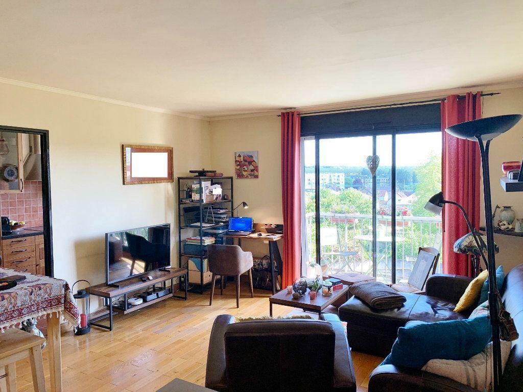 Appartement à vendre 2 57.53m2 à Versailles vignette-2