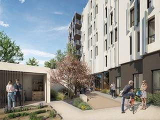 Appartement à vendre 1 27m2 à Montpellier vignette-2