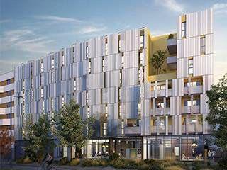 Appartement à vendre 1 27m2 à Montpellier vignette-3