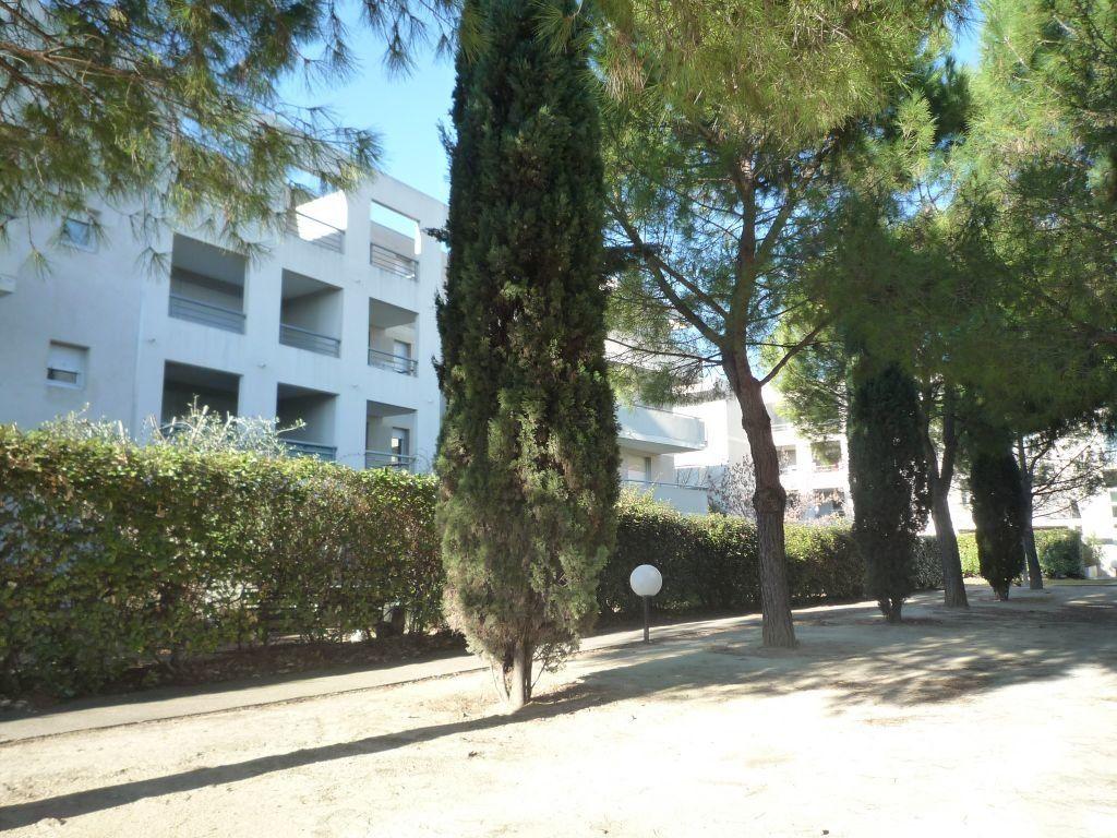 Appartement à louer 1 21.27m2 à Montpellier vignette-1