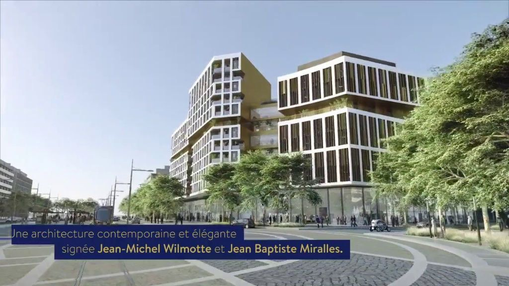 Appartement à vendre 5 156m2 à Montpellier vignette-6