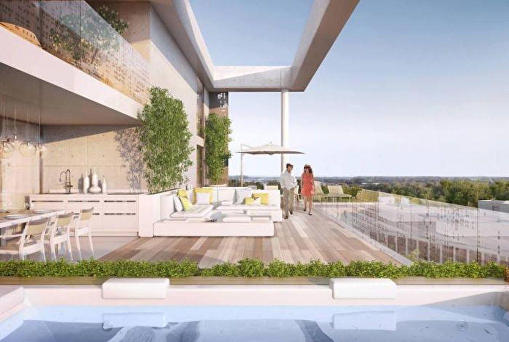 Appartement à vendre 5 132m2 à Montpellier vignette-1
