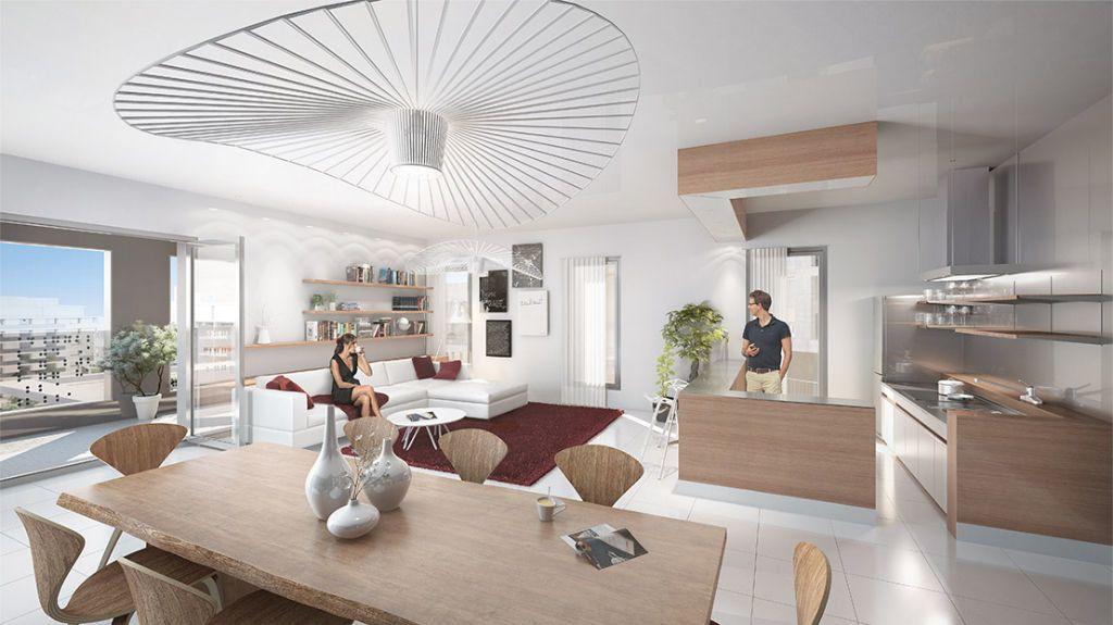 Appartement à vendre 4 103m2 à Montpellier vignette-1