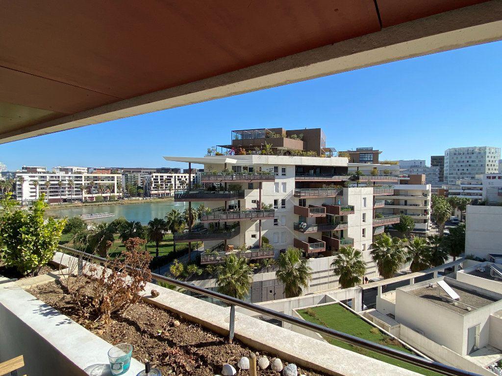 Appartement à louer 2 39.5m2 à Montpellier vignette-1