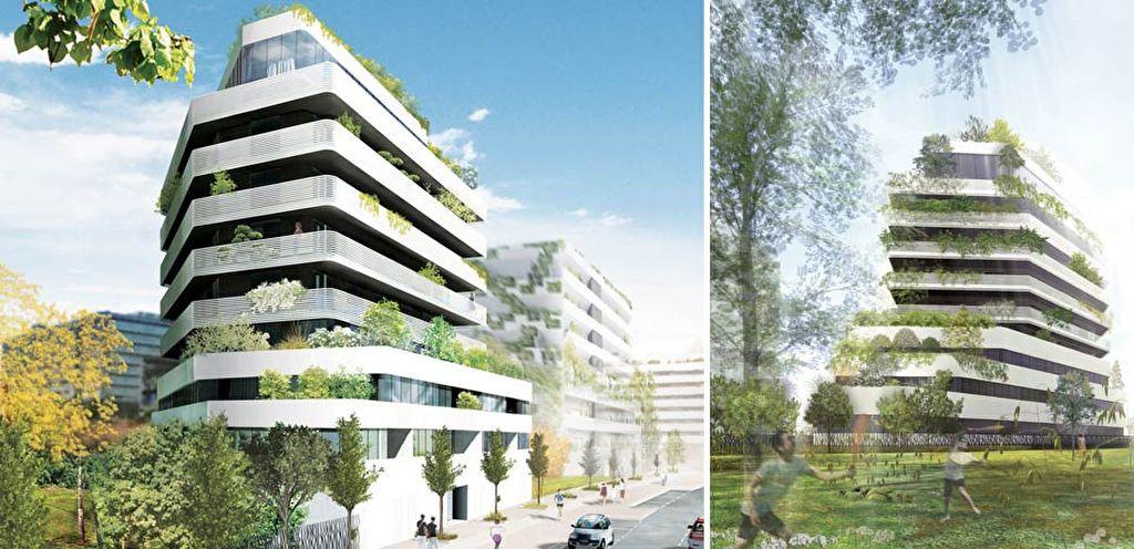 Appartement à vendre 4 114m2 à Montpellier vignette-1