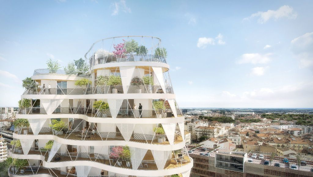 Appartement à vendre 4 112m2 à Montpellier vignette-1