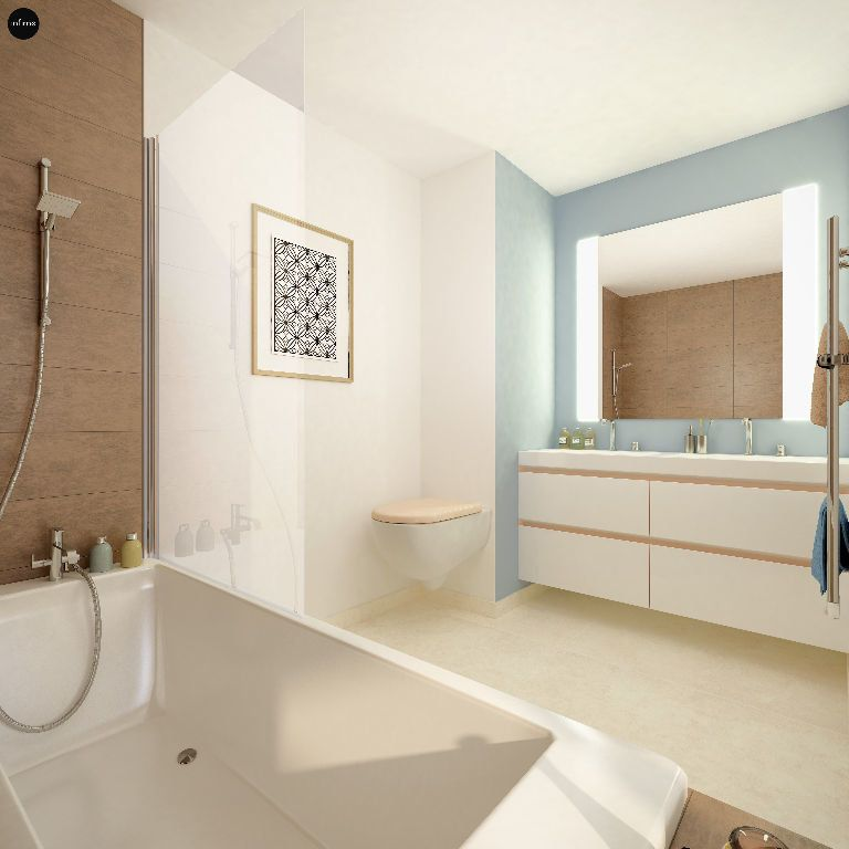 Appartement à vendre 4 112m2 à Montpellier vignette-4