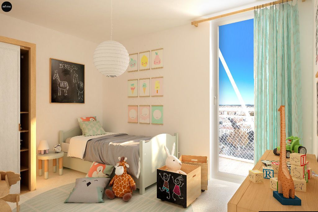 Appartement à vendre 4 87m2 à Montpellier vignette-7