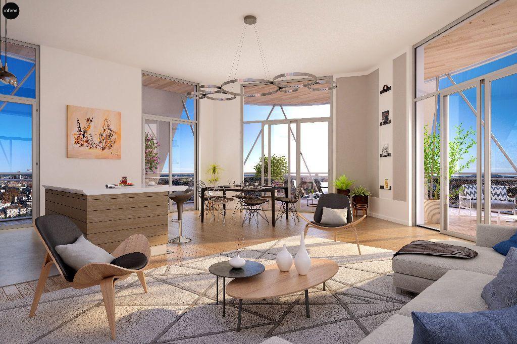 Appartement à vendre 4 91m2 à Montpellier vignette-2