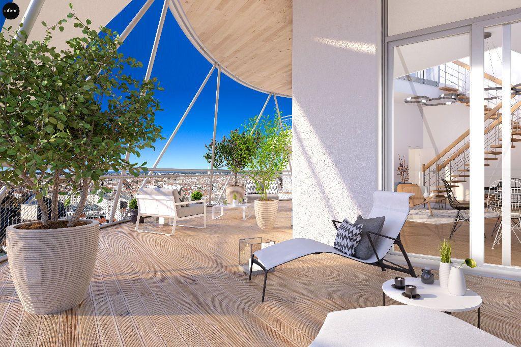 Appartement à vendre 4 91m2 à Montpellier vignette-3