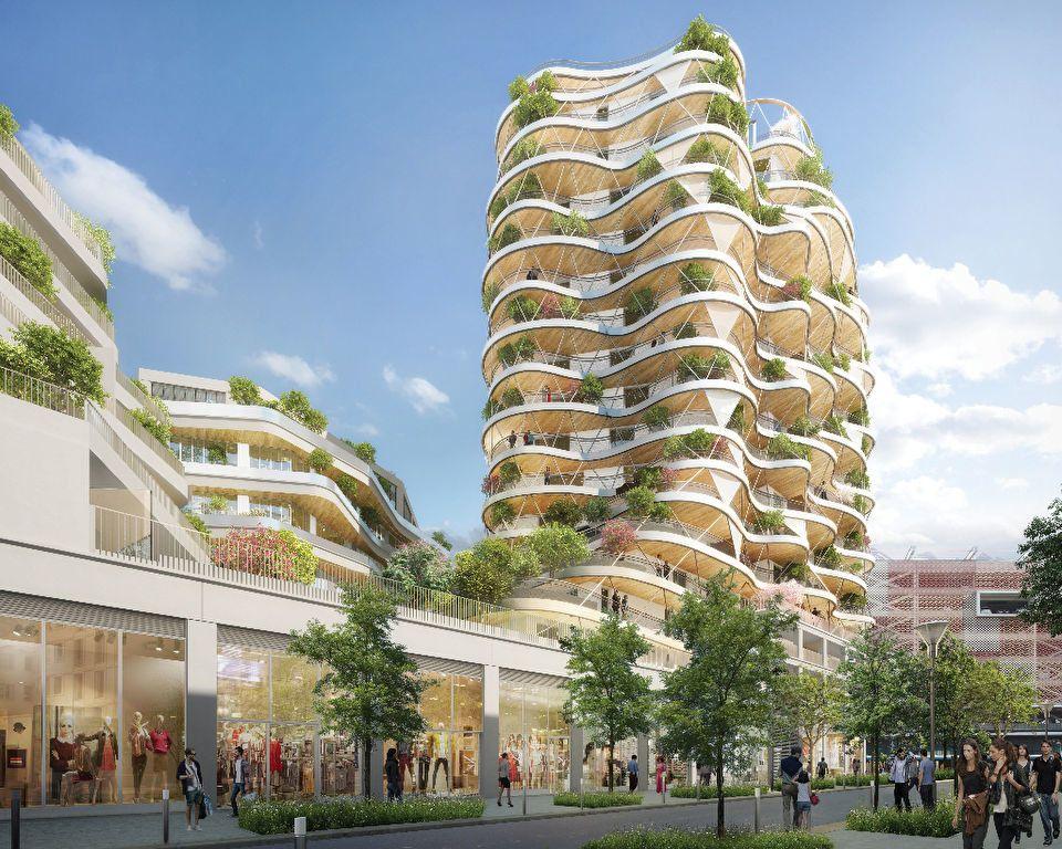 Appartement à vendre 2 42m2 à Montpellier vignette-6
