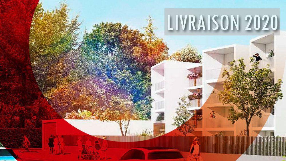 Appartement à vendre 4 82m2 à Montpellier vignette-1