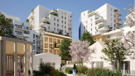 Appartement à vendre 4 94m2 à Montpellier vignette-1