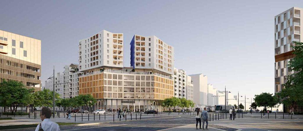 Appartement à vendre 3 57m2 à Montpellier vignette-3