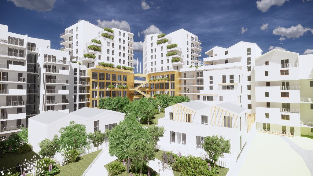 Appartement à vendre 3 70m2 à Montpellier vignette-2