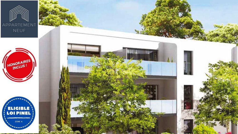Appartement à vendre 2 38m2 à Montpellier vignette-5