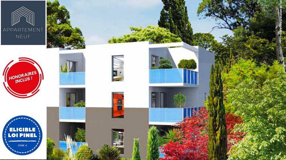 Appartement à vendre 3 60m2 à Montpellier vignette-5