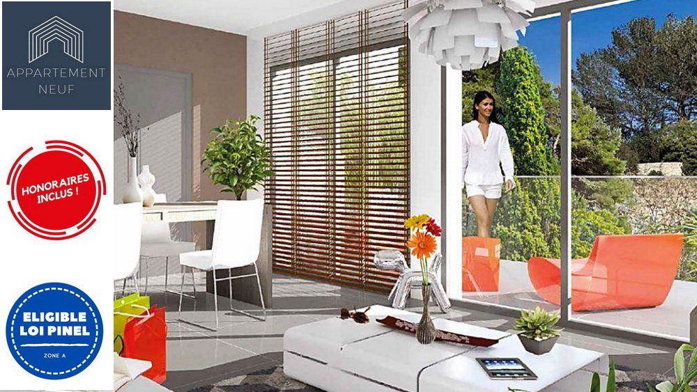 Appartement à vendre 4 89m2 à Montpellier vignette-3