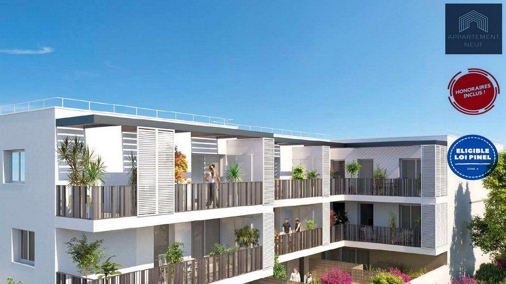 Appartement à vendre 2 45m2 à Castelnau-le-Lez vignette-1