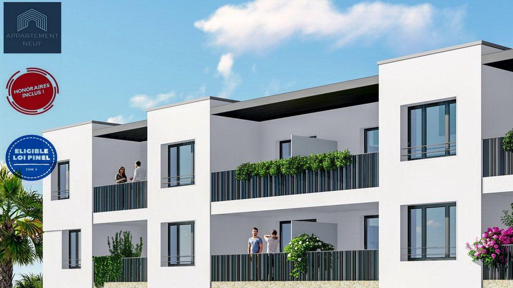 Appartement à vendre 2 45m2 à Castelnau-le-Lez vignette-4